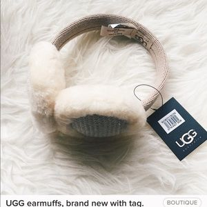 UGG Earmuffs brand new with tag
